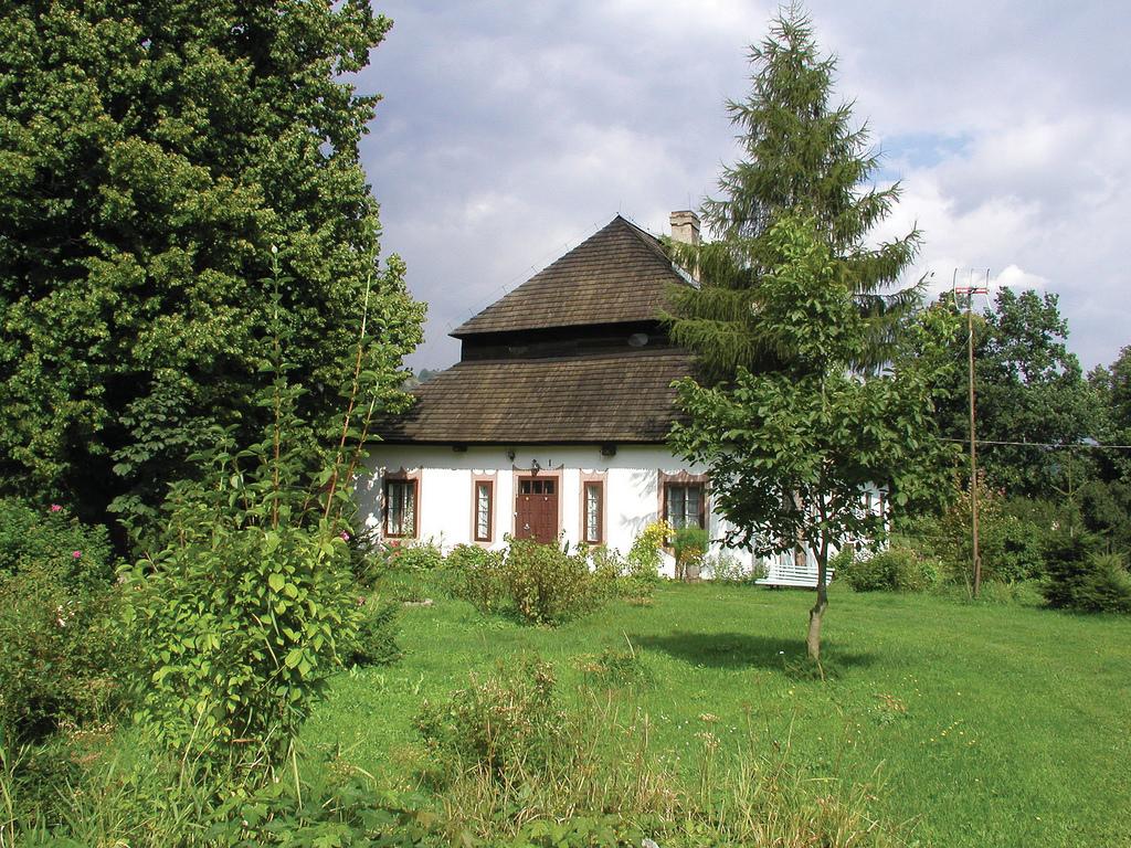 DWÓR W LASKOWEJ, fot. M. Klag (MIK, 2004) CC BY SA 3.0