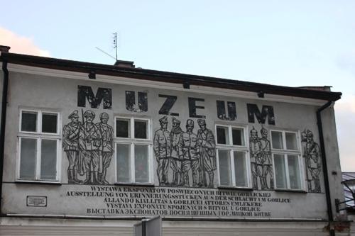MUZEUM REGIONALNE PTTK W GORLICACH, fot. P. Kasprzycka (MIK 2013) CC BY SA 3.0